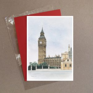 Big Ben, London Greeting Card