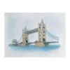 Tower Bridge in watercolour