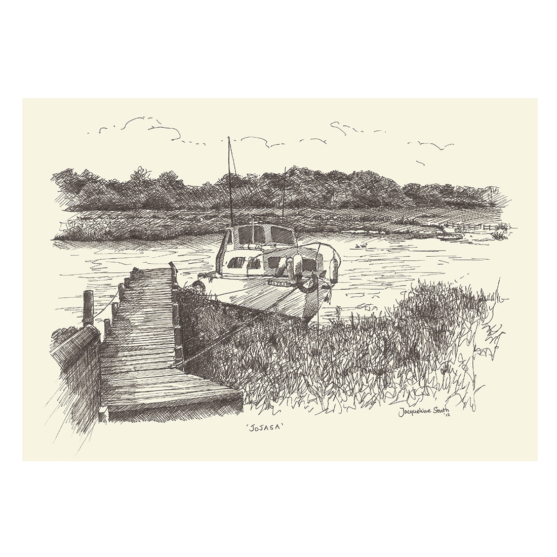 Boats, Wivenhoe