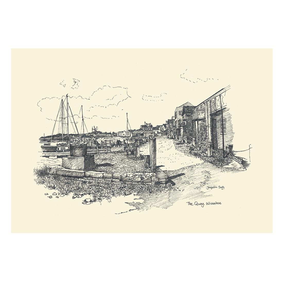 Wivenhoe Quay