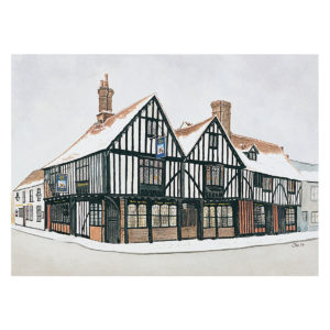 The Old Siege House, Colchester