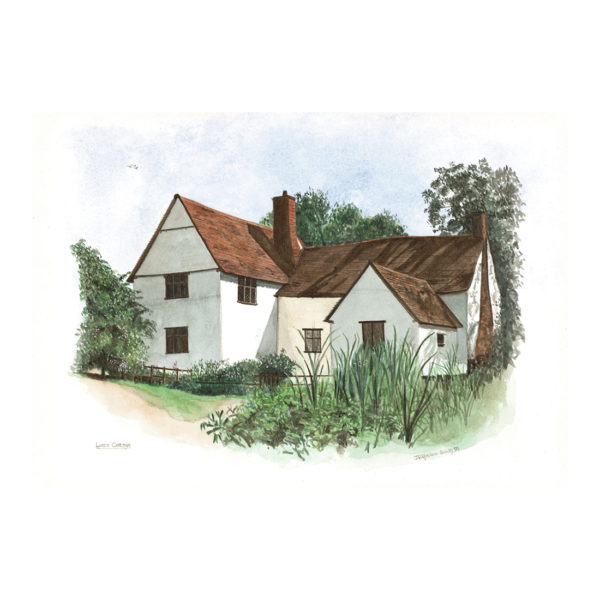 Willy Lott's House, Flatford