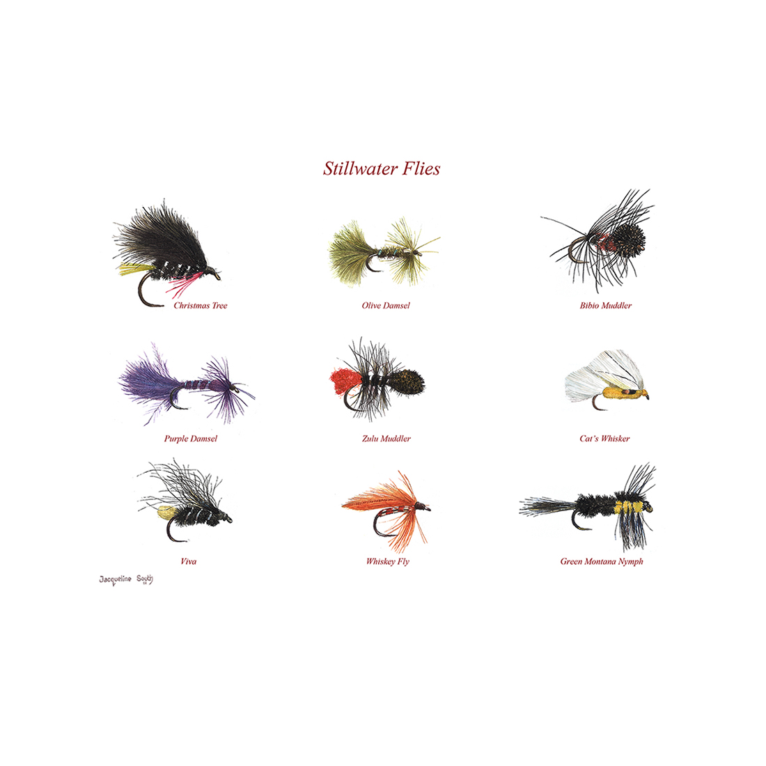 Stillwater Flies