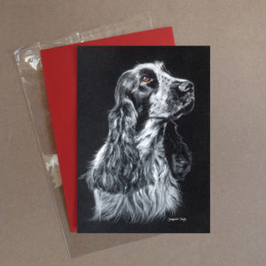 Spaniel Greeting Card 3