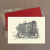 Wivenhoe Scene Greeting Card